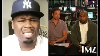 Download 50 Cent Reacts To Kanye West Saying He Got Lipo On TMZ Video