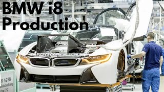 Download BMW i8 Production Video