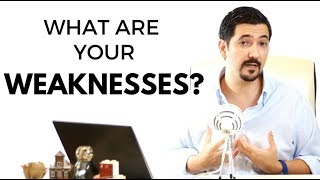 Download What Are Your Weaknesses? Learn How To Answer This Job Interview Question With This #1 Tip ✓ Video