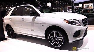 Download 2018 Mercedes GLE550e Plug In Hybrid 4Matic - Exterior and Interior Walkaround - 2017 LA Auto Show Video