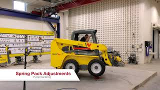 Download Wacker Neuson TechTalk Ep06 Pump Centering Neutral Adjustment Medium Frame SSL CTL Video