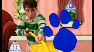 Download Blues Clues paw print screen whipes season 1 Video