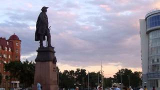 Download Astrakhan city Video
