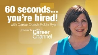 Download 60 Seconds and You're Hired! with Robin Ryan - Career Boost Camp 2013 Video