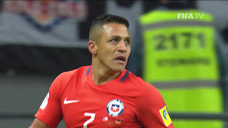 Download Match 8: Germany v Chile - FIFA Confederations Cup 2017 Video