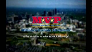 Download MVP Ticket Package - Atlanta's Favorite Attractions Video