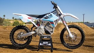 Download Racer X Films: Alta Motors Test Ride with Blake Wharton Video