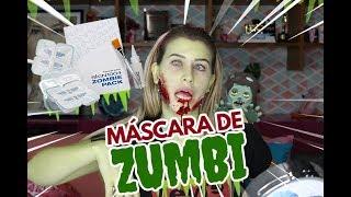 Download MÁSCARA DE ZUMBI! - FUNCIONA MESMO? Video
