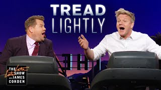 Download Treadmill Quiz w/ Gordon Ramsay Video