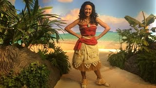 Download Moana Meet and Greet - Hollywood Studios Video
