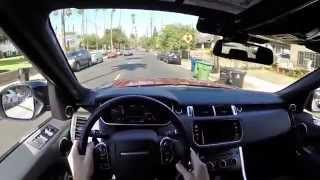 Download 2014 Range Rover Sport - WR TV POV City Drive Video