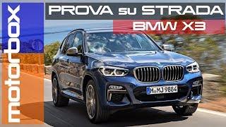 Download BMW X3 2018 | Piacere di guida di alto livello, lusso e tecnologia da Serie 7 Video