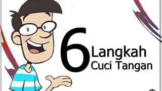 Download 6 Langkah Mencuci Tangan Video