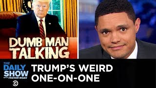Download Trump's Weird One-on-One with George Stephanopoulos | The Daily Show Video