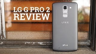 Download LG G Pro 2 Review! Video