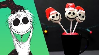Download Jack Skellington Cookie Pop | Dishes by Disney | Disney Family Video