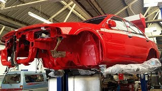 Download 2000 Mitsubishi Lancer Evolution VI Tommi Makinen Edition Restoration Project Video