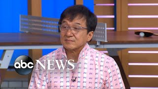 Download Jackie Chan talks about his most harrowing film stunts and working with Bruce Lee Video