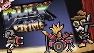 Download THE DUCK GAME CRAZINESS RETURNS! (Duck Game - Episode 1) Video