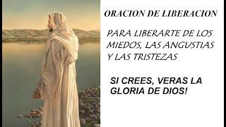 Download ORACION PARA LIBERARTE DEL MIEDO, LA ANGUSTIA Y EL DOLOR EMOCIONAL Video