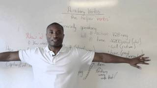 Download How to Use Auxiliary Verbs in Conversations Video