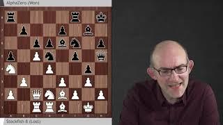 Download ″Long-term Sacrifice″ | DeepMind's AlphaZero vs. Stockfish Video