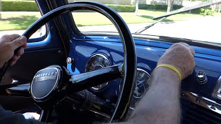 Download 1950 Chevrolet 3100 Series Advanced Design Pickup Truck Video
