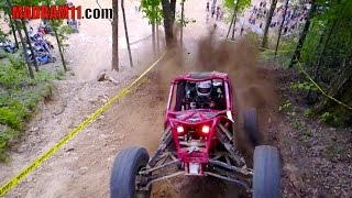 Download 8 YEAR OLD CASH LeCROY SHOWS OFF THAT TURBO RZR HORSEPOWER Video