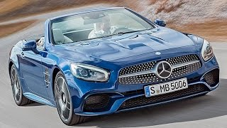 Download Mercedes SL Facelift (LA 2015) - Luxusroadster aus Stuttgart Video