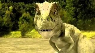 Download Speckles the Tarbosaurus-Dinosaur stampede (With music from The lion king) Video