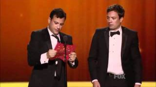 Download Jimmy Fallon`s Funny Message To Jimmy Kimmel.wmv Video