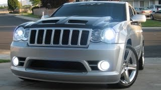 Download Sickest 1000hp+ JEEP SRT8 in the WORLD!!! Daily Driven!!! Video