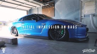 Download DO I REGRET GETTING THE GTR BAGGED? AIR LIFT SUSPENSION Video