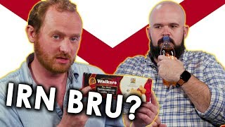 Download Southern Man Tries Scottish Food Video