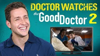 Download Real Doctor Reacts to THE GOOD DOCTOR #2 | Medical Drama Review | Doctor Mike Video
