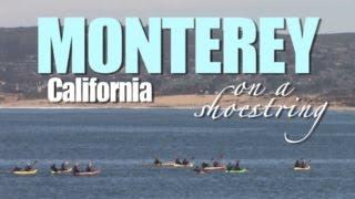 Download Free & Inexpensive Activities in MONTEREY Video