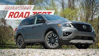 Download 2019 Nissan Pathfinder Rock Creek Edition | MotorWeek Road Test Video