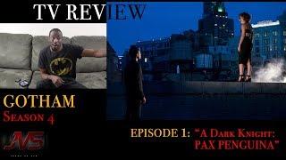 Download GOTHAM (S4) SEASON PREMIERE ″A Dark Knight: Pax Penguina″ | FIRST REACTION Video