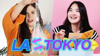 Download Women Swap Mystery Beauty Boxes Video