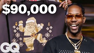 Download 2 Chainz Makes a $90K Ugly Christmas Sweater | Most Expensivest Shit | GQ Video