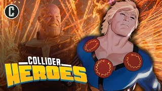 Download Will The Eternals Be Part of Avengers 4? - Heroes Video