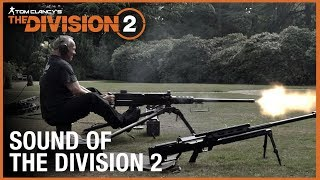 Download Tom Clancy's The Division 2: Behind the Scenes | The Sound of The Division 2 | Ubisoft [NA] Video