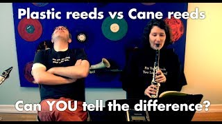 Download Cane vs. plastic reeds — can YOU hear the difference? Video