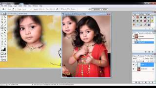 Download Adobe Photoshop 7.0 Tutorials Video in Hindi Part 8 of 24 Use of Clone Tool History Brush Tool Video