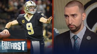 Download Did the Saints Week 11 win cement them among Super Bowl favorites? | FIRST THINGS FIRST Video