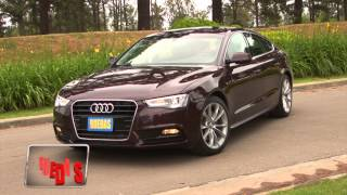 Download Test Audi A5 Sportback Video