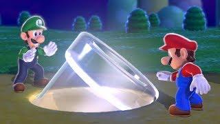 Download Super Mario 3D World Co-Op (2 Player) Walkthrough - World 1 Video