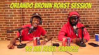 Download Karlous Miller & DC Young Fly Orlando Brown Roast Session | The Roach Game @dcyoungfly @karlousm Video