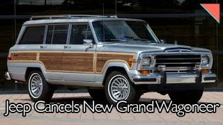 Download Grand Wagoneer Canceled, New Hybrid Pick-Up - Autoline Daily 1994 Video