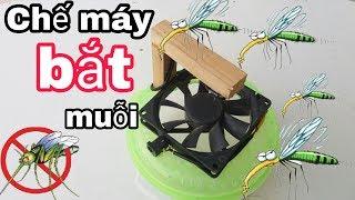 Download Chế máy bắt muỗi mini , nhỏ mà có võ - Prepare mini mosquito machines Video